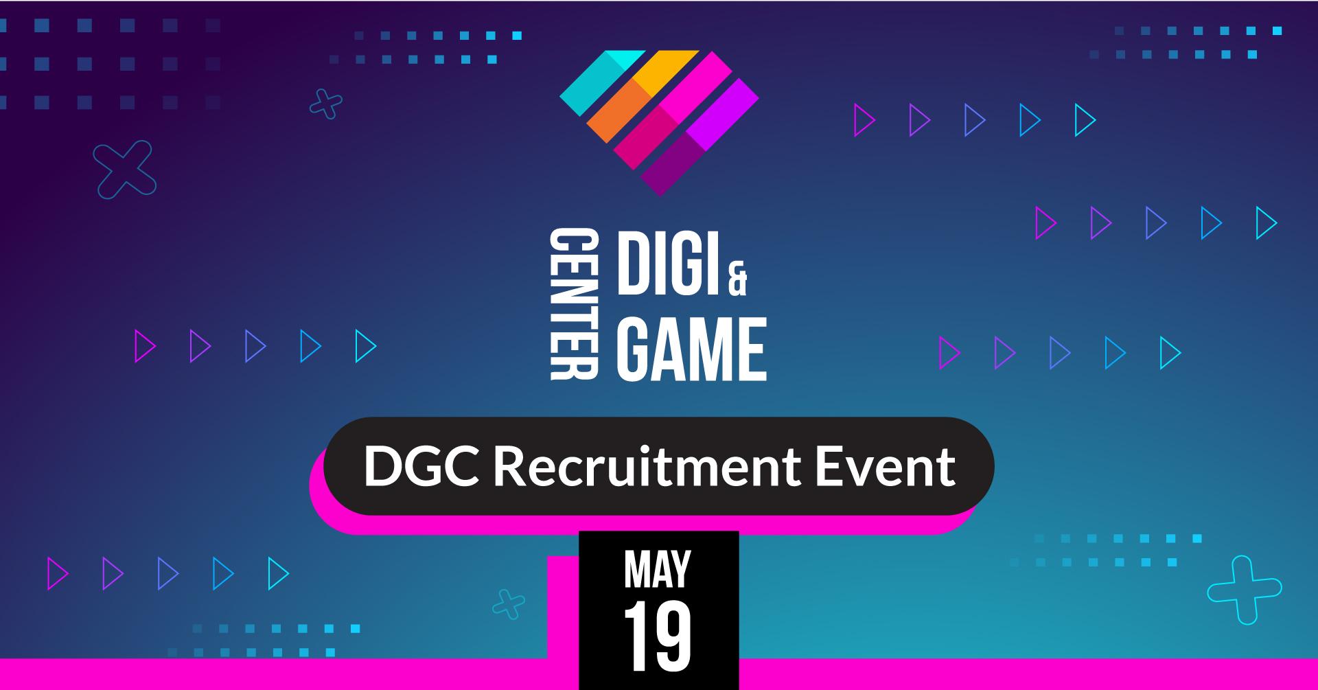 DGC Recruitment Event