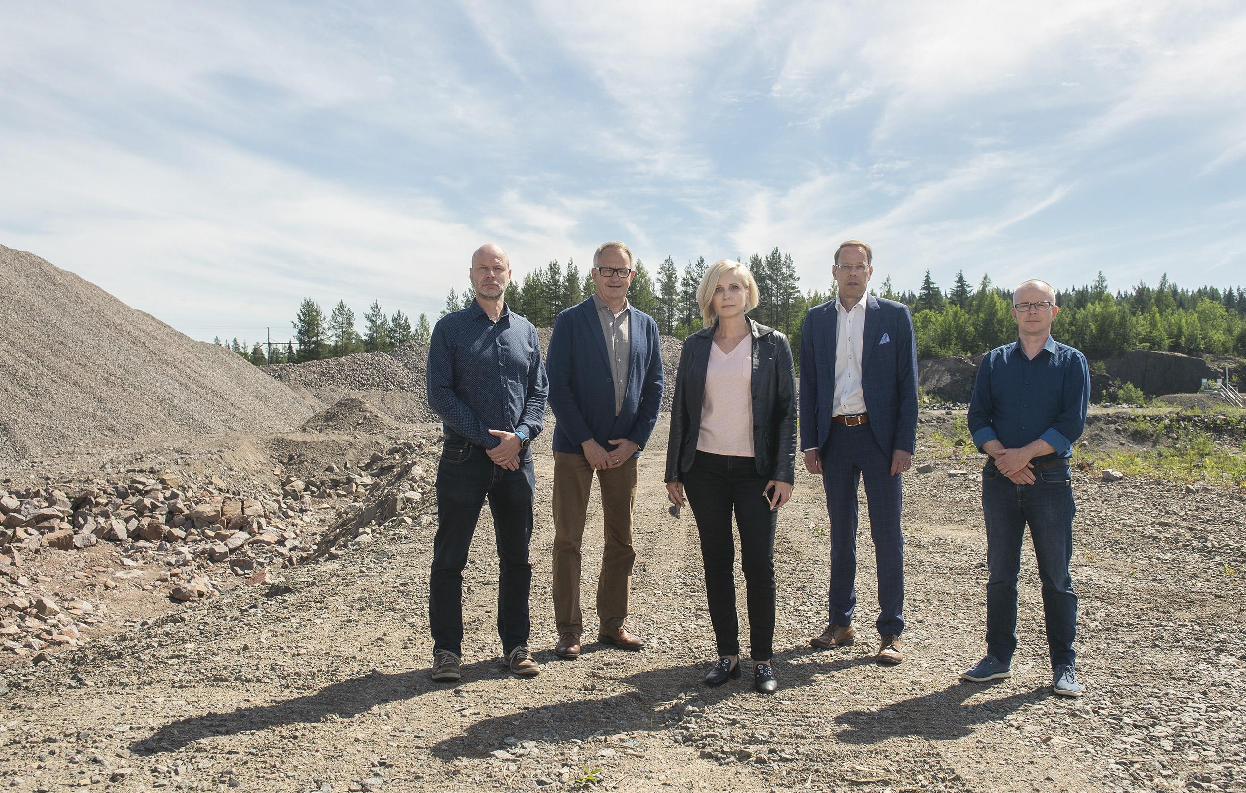 Jykia käynnistää Woodspinin tehdashankkeen Jyväskylän Eteläporttiin