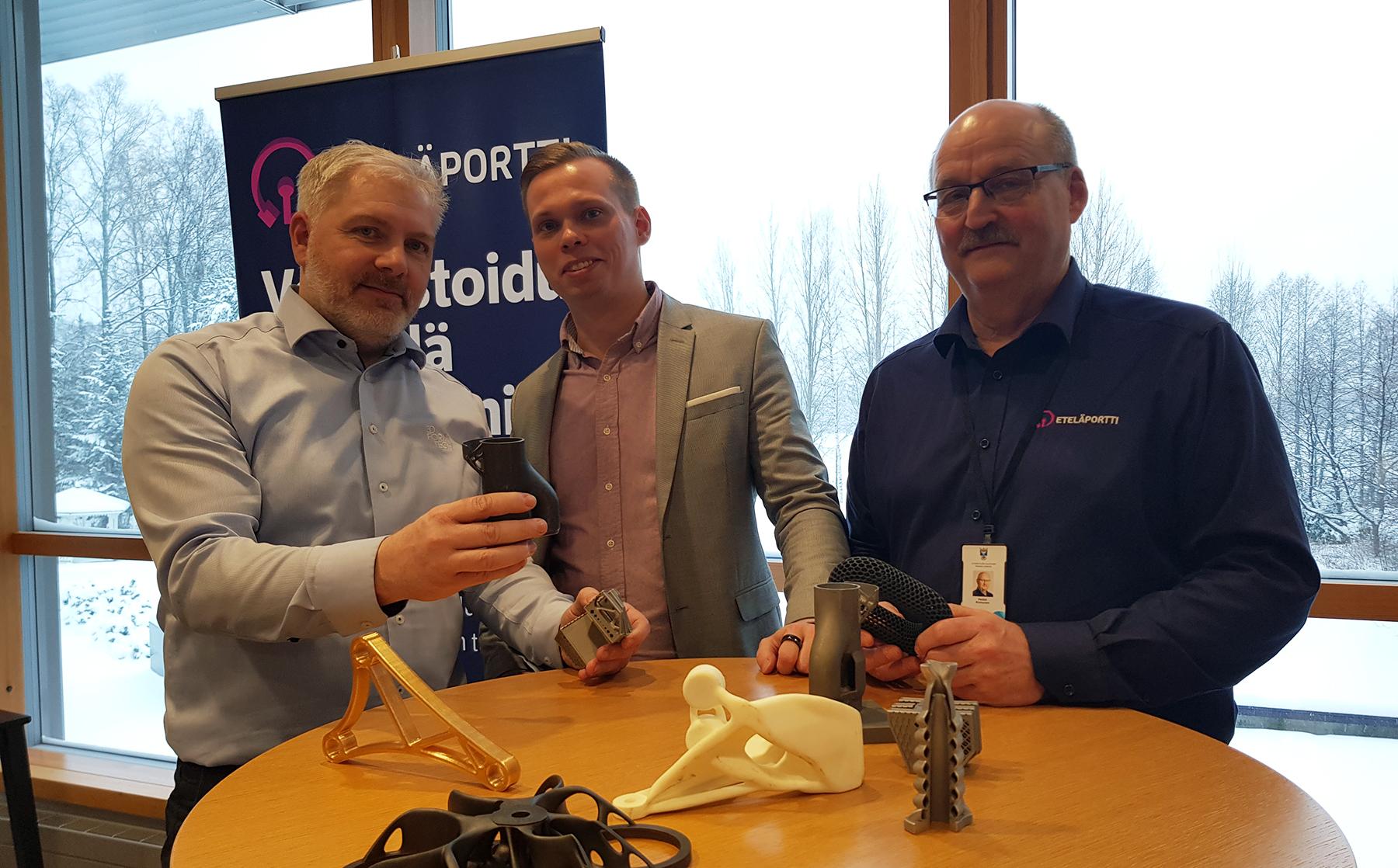 3D-tulostus mullistaa yritysten tuotantoprosessit ja kannattavuuden