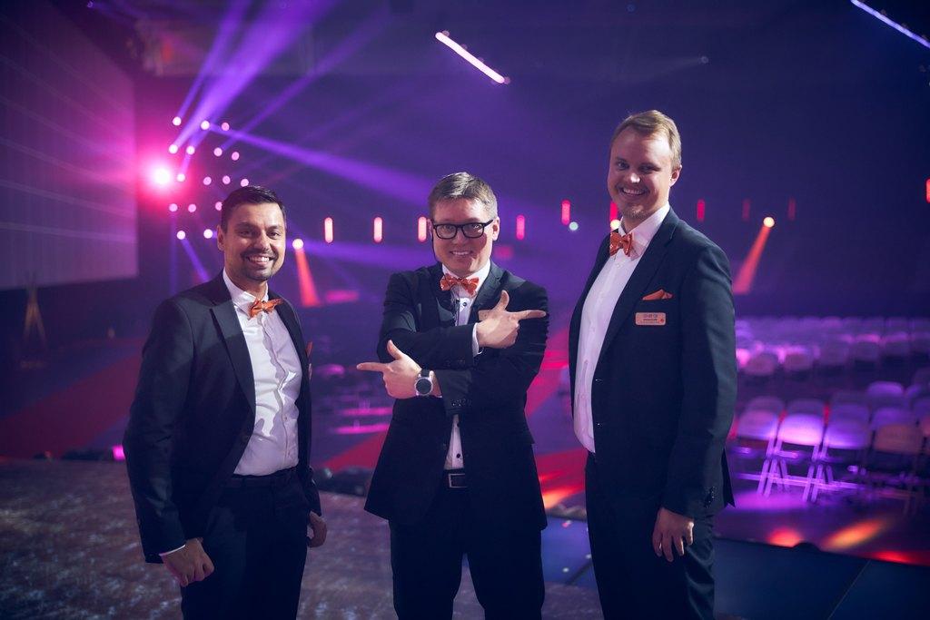 Nordic Business Forum: Livenä tai diginä, tärkeintä on tarjota arvoa asiakkaalle