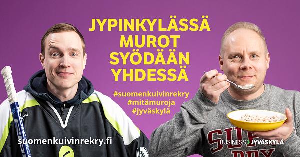 Suomen kuivin rekrykampanja ylitti tavoitteensa