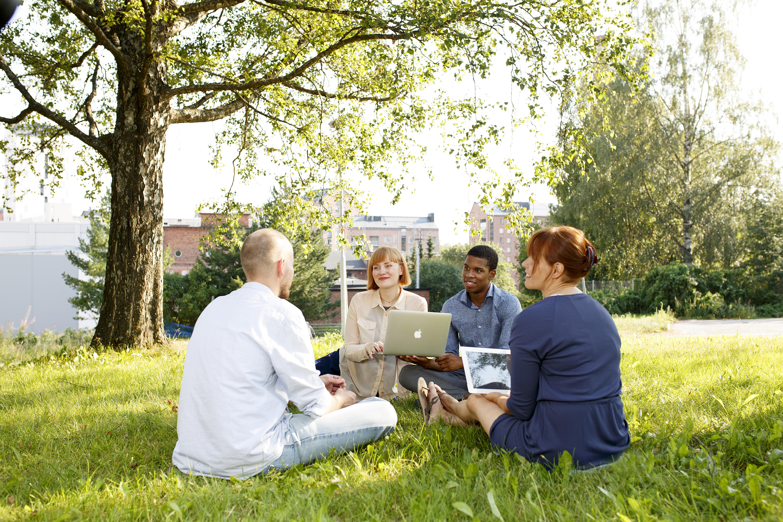 Miksi sijoittua Jyväskylään? #3: Yhteistyön voima kantaa yrityksiä menestykseen