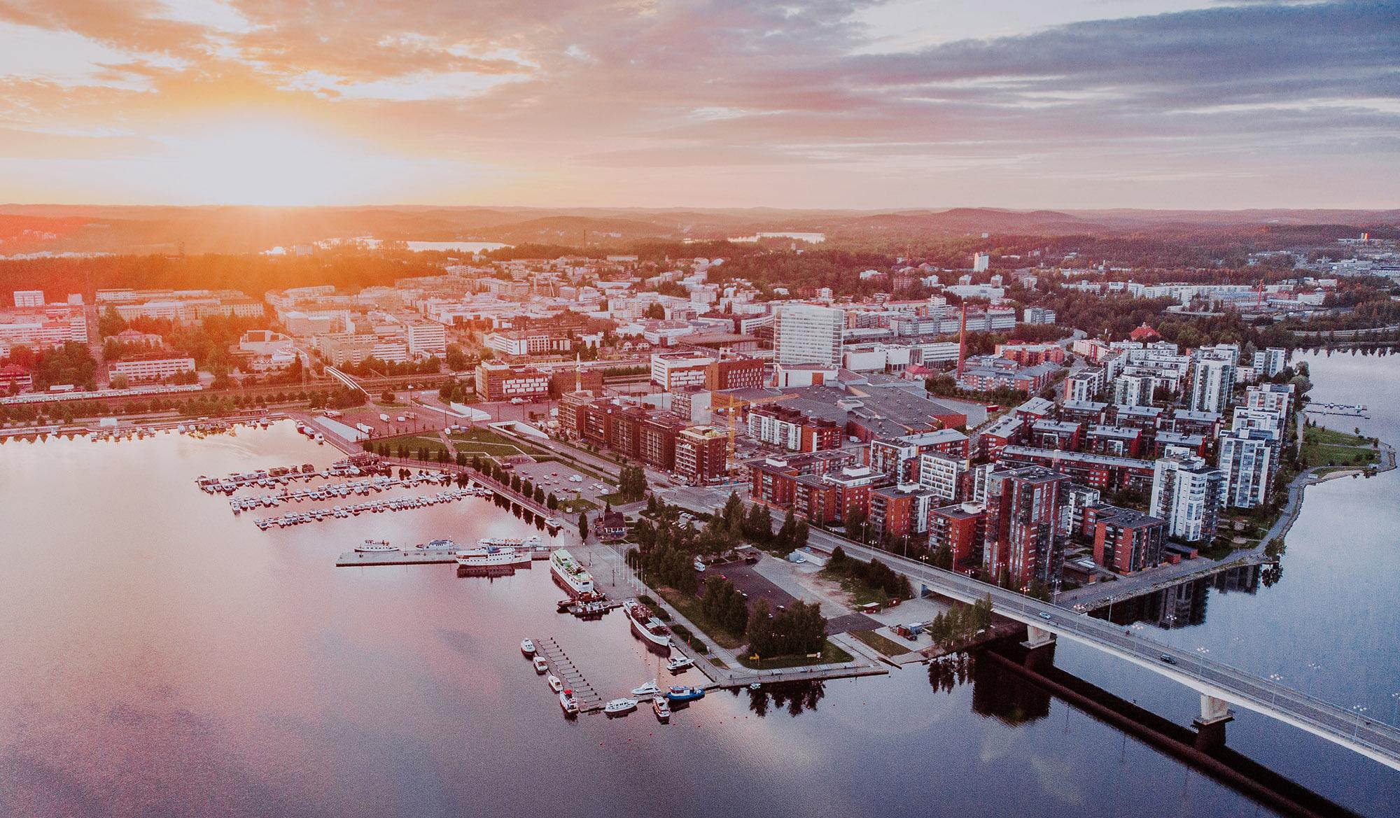 Kymmenen uutta yrityssijoittumista Jyväskylään vuonna 2020 Business Jyväskylän kautta