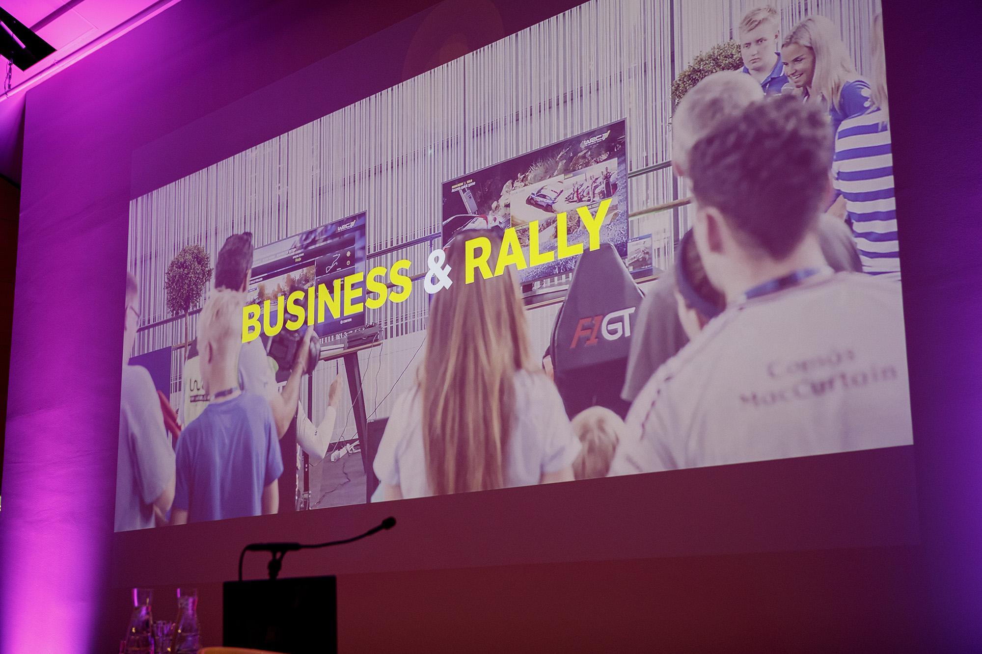Jyväskylä Business Rally tuo kansainvälisiä sijoittajia ja suomalaisia yrityselämän vaikuttajia sekä päättäjiä Jyväskylään 1.-2.10.
