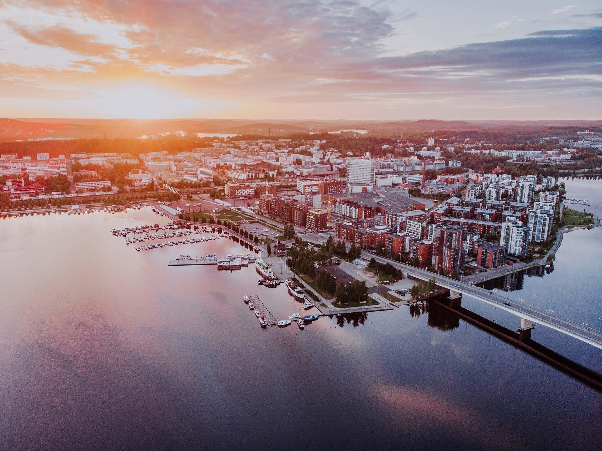 Jyväskylän kaupungin toimenpiteitä yritysten ja muiden organisaatioiden tueksi