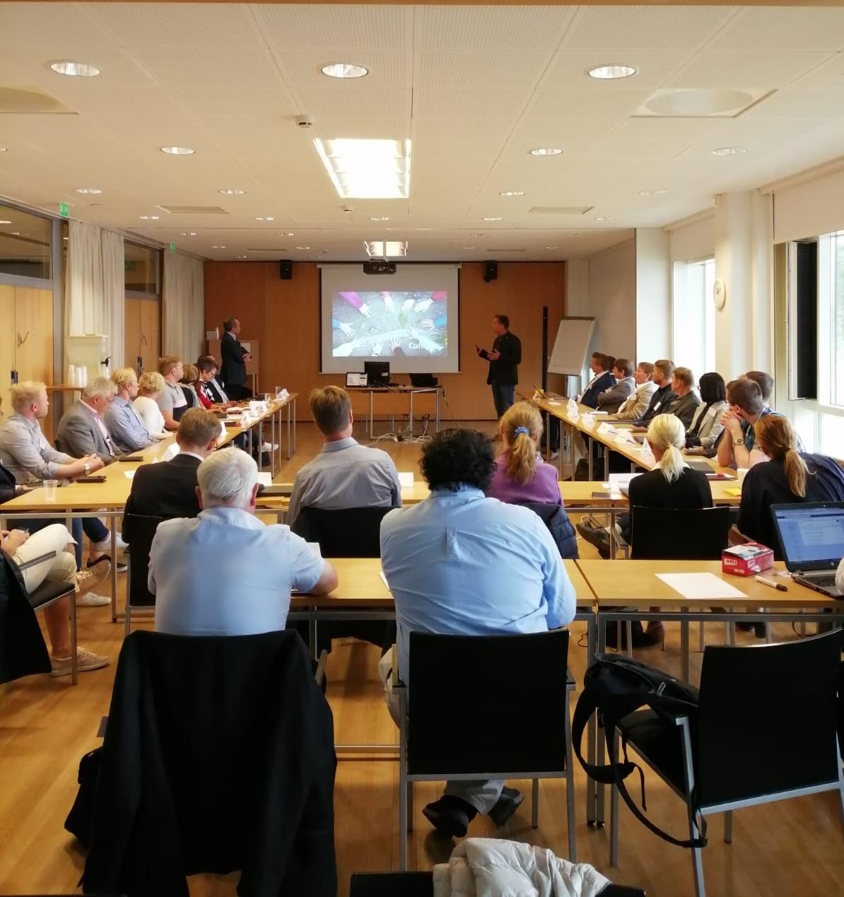 Suomen Yrityskehitys: Rahoituspaneeli