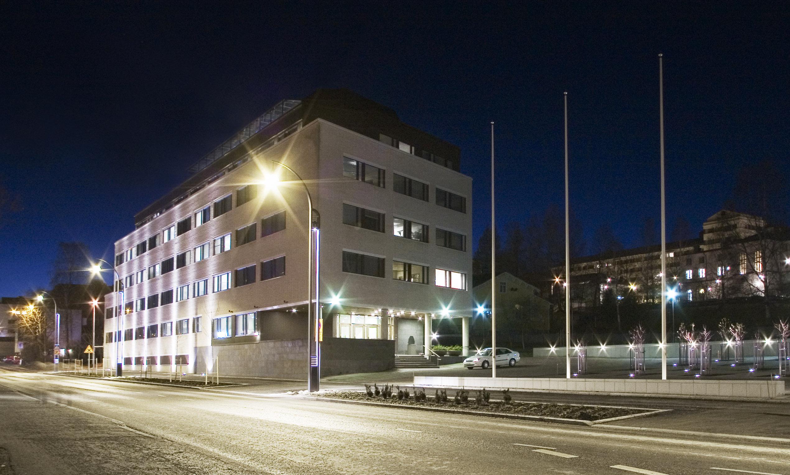 Business Jyväskylä muuttaa Rakentajantalolle 23.10.