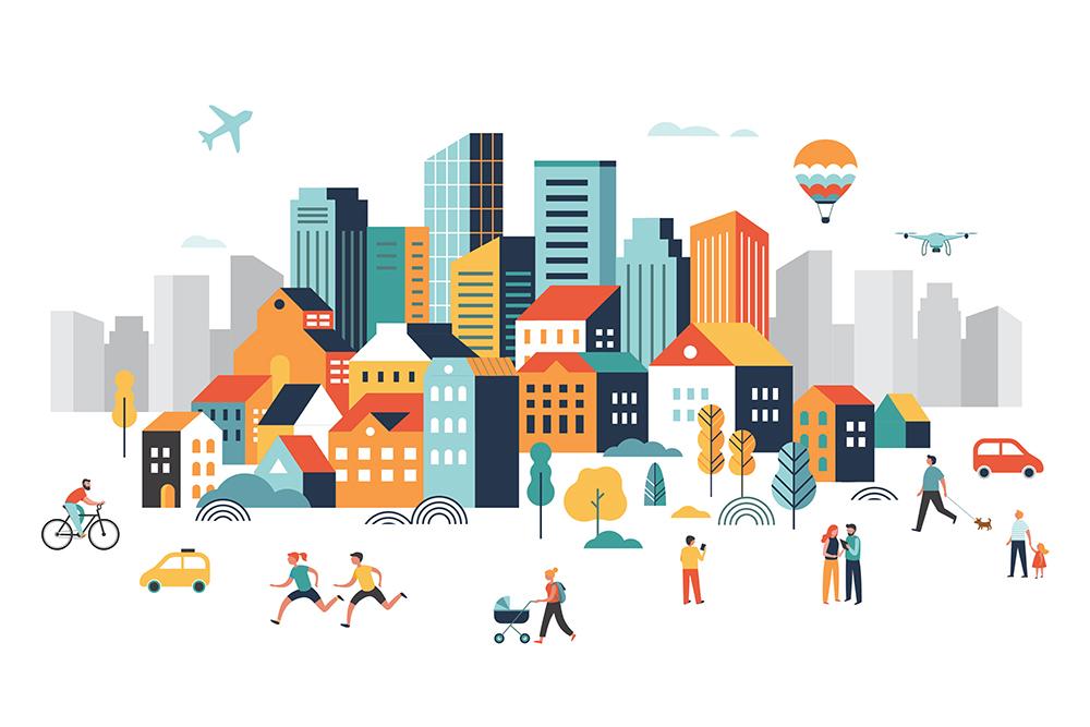 Keski-Suomeen lisää älykkäitä kaupunkiratkaisuja