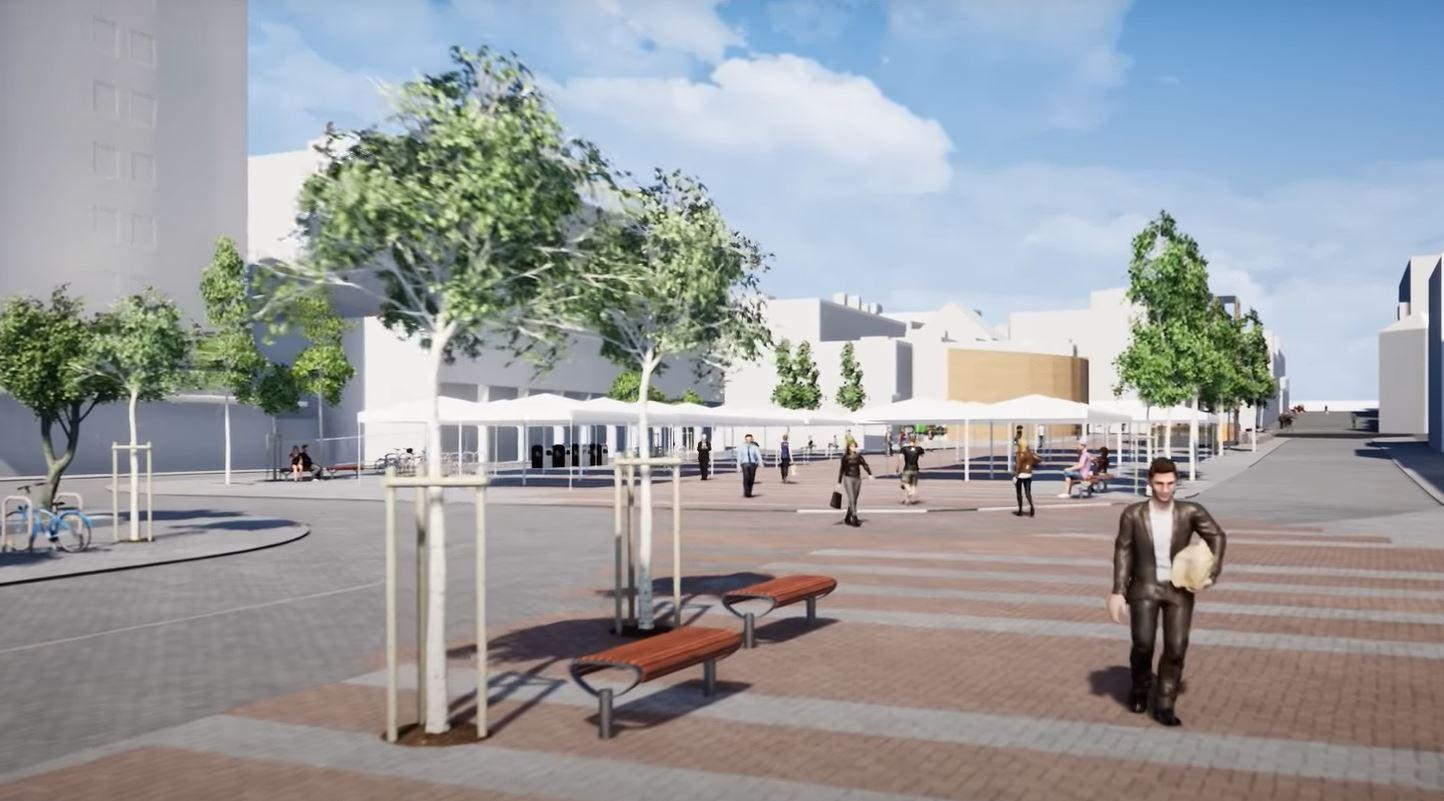 Mitä on 2020-luvun kaikille avoin Jyväskylän uusi tori?