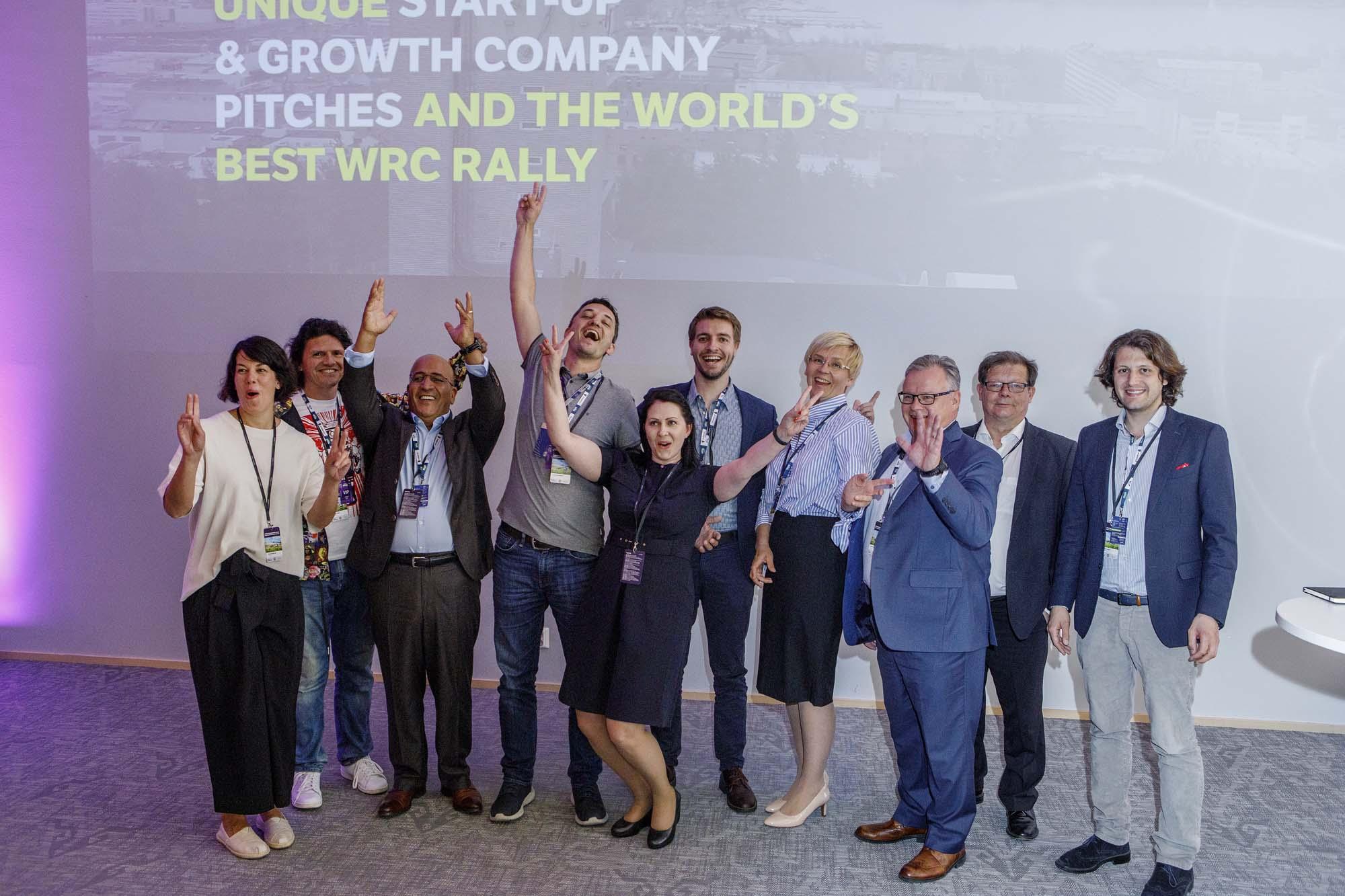 Jyväskylä Business Rally Investor Day startup list announced
