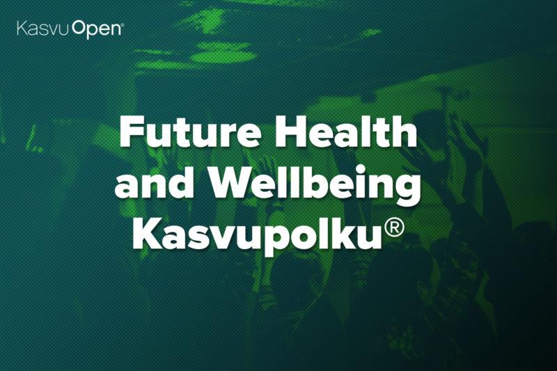 Kasvu Openin Future health and wellbeing kasvupolulta finaaliin Secapp Oy ja NE Device SW Oy