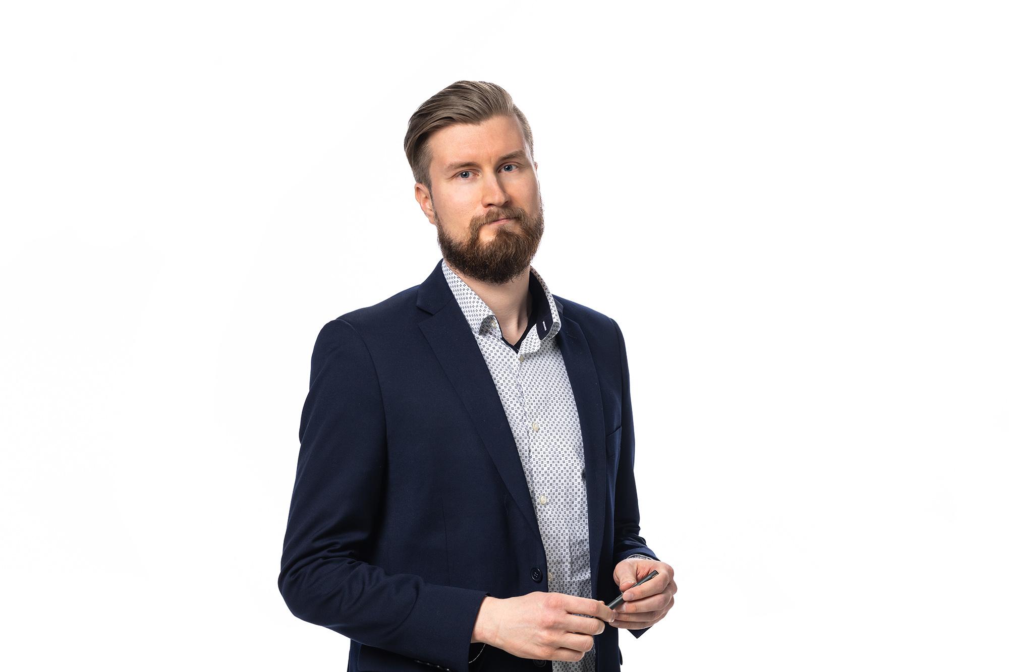 Anssi Kekki aloitti projektipäällikkönä Metsäteollisuuden murros sijoittumispalveluiden suuntaajana -hankkeessa