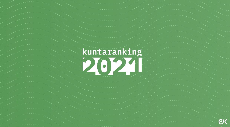 EK Kuntaranking 2021: Jyväskylän seutu edelleen kärjen tuntumassa